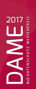 Logo Datenschutz Medienpreis