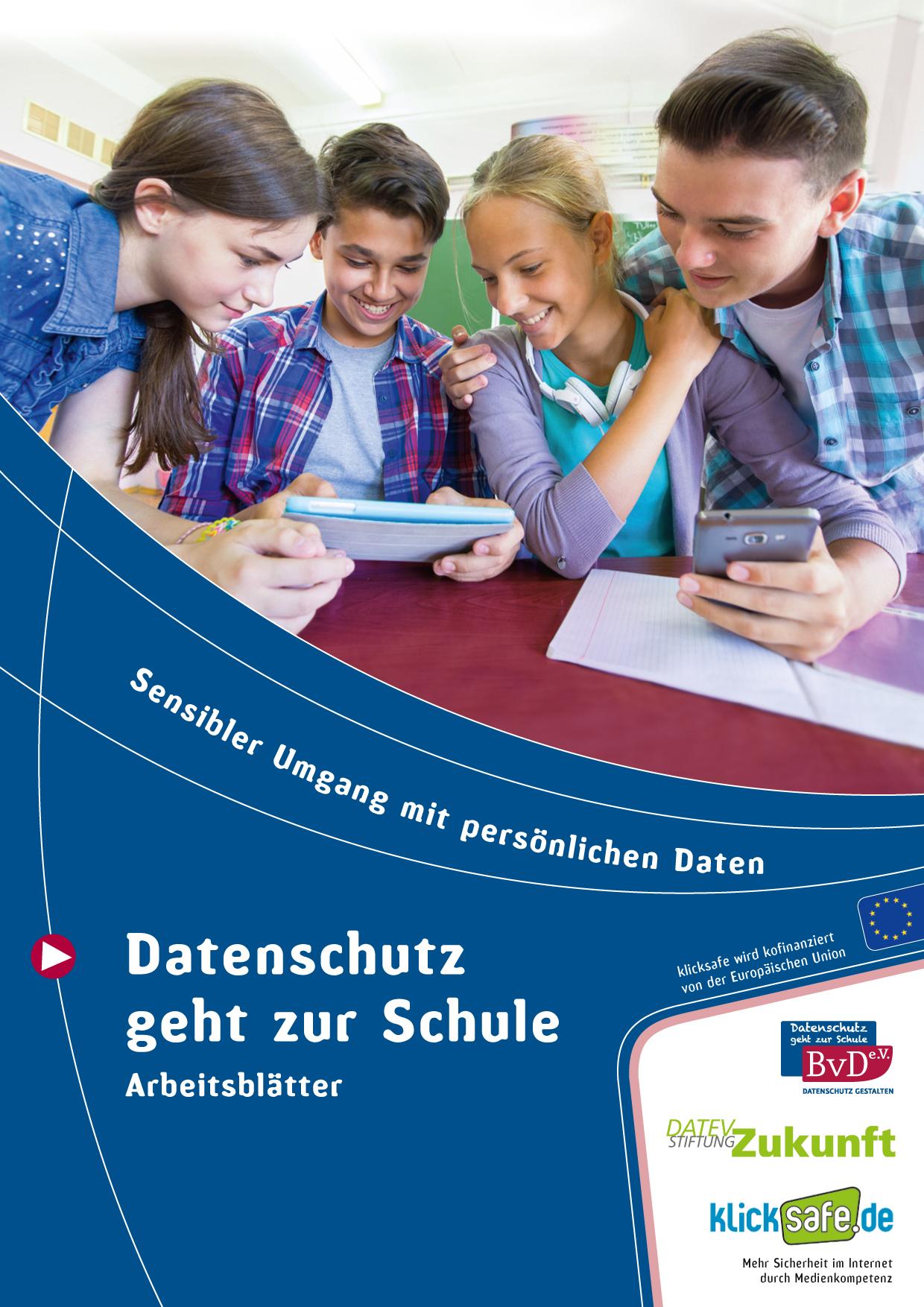 Arbeitsblätter - Datenschutz geht zur Schule